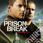 Prison Break - Seasons 03-04 cd musicale di Ramin Djawadi