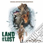 Michael Giacchino - Land Of The Lost cd musicale di Michael Giacchino