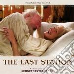OST/THE LAST STATION                      cd musicale di Sergey Yevtushenko