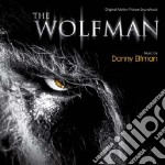 THE WOLFMAN                               cd musicale di Danny Elfman