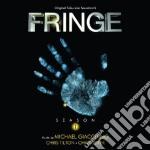 Michael Giacchino - Fringe - Season 01 cd musicale di Michael Giacchino