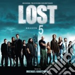 Ost/lost - season 5 cd musicale di Michael Giacchino