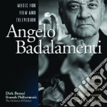 Angelo Badalamenti - Music For Films And Television cd musicale di Angelo Badalamenti