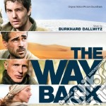 Burkhard Dallwitz - The Way Back cd musicale di Burkhard Dallwitz