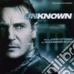 John Ottman & Alexader Rudd - Unknown cd musicale di Ottman john/rudd a