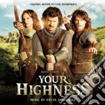 Ost/your highness cd musicale di Steve Jablonsky
