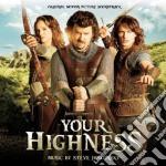 Steve Jablonsky - Your Highness cd musicale di Steve Jablonsky