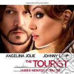 Ost/tourist, the cd musicale di James newton Howard