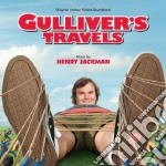 Ost/gulliver's travels cd musicale di Henry Jackman