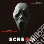 Ost/scream 4 cd musicale di Marco Beltrami
