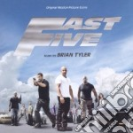 Ost/fast five cd musicale di Brian Tyler