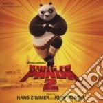 Kung Fu Panda 2 cd musicale di Hans & powel Zimmer