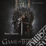Game Of Thrones - Season 01 cd musicale di Ramin Djawadi