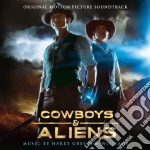 Cowboys & Aliens cd musicale di Ha Gregson-williams