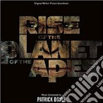 Patrick Doyle - Rise Of The Planet Of The Apes cd musicale di Patrick Doyle