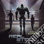 Danny Elfman - Real Steel cd musicale di Danny Elfman