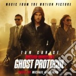 Michael Giacchino - Mission: Impossible - Ghost Protocol cd musicale di Michael Giacchino