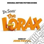 Dr. Seuss' The Lorax cd musicale di John Powell