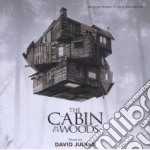 David Julyan - The Cabin In The Woods cd musicale di David Julyan