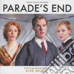 Ost/parade's end cd musicale di Dirk Brosse