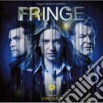 Fringe - Season 04 cd musicale di Chris Tilton