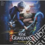 Alexandre Desplat - Rise Of The Guardians cd musicale di Alexandre Desplat