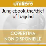 Junglebook,the/thief of bagdad cd musicale di Miklos Rozsa