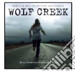 Wolf Creek cd musicale di O.S.T.