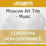 Music cd musicale di Moscow art trio