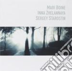 Boine Mari - Winter In Moscow cd musicale di Mari Boine