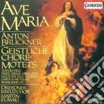 Bruckner - Ave Maria cd musicale di A. Bruckner