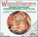 Saint-saëns Camille - Oratorio Di Natale Op.12 cd musicale di Camille Saint-sa-ns