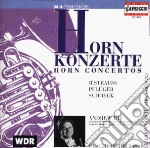 Strauss Richard - Concerti Per Corno - Concerti N.1 E N.2 cd musicale di Richard Strauss