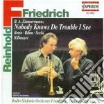 Trumpet recital cd musicale di Miscellanee