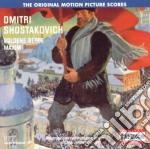Sciostakovic Dmitri - Golden Mountains Op.30, Maxim Trilogy Suite Op.50a cd musicale di Dmitri Sciostakovic
