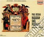 Hagadan shel pessach - oratorio cd musicale di Paul Dessau