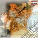 Carulli Ferdinando - Concerti Per Chitarra cd musicale di Ferdinando Carulli