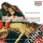 Missa sine nomine cd musicale di Giovanni Palestrina