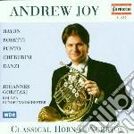 Concerti Per Corno cd musicale di Miscellanee
