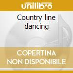 Country line dancing cd musicale