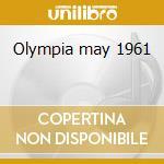 Olympia may 1961 cd musicale di Art Blakey