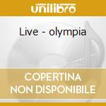 Live - olympia cd musicale di Miles Davis