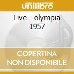 Live - olympia 1957 cd musicale di Peterson oscar trio