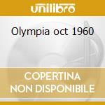 Olympia oct 1960 cd musicale di Davis miles/stitt sonny