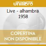 Live - alhambra 1958 cd musicale di Duke Ellington