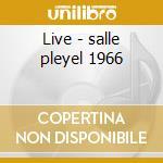 Live - salle pleyel 1966 cd musicale di Oscar Peterson