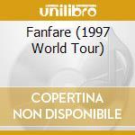 FANFARE (1997 WORLD TOUR) cd musicale di EMERSON LAKE & PALME