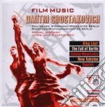 Film music cd musicale di Dmitri Sciostakovic