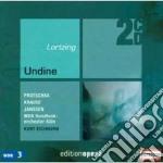 Undine cd musicale di Albert Lortzing