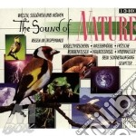 Sound of nature cd musicale di Artisti Vari